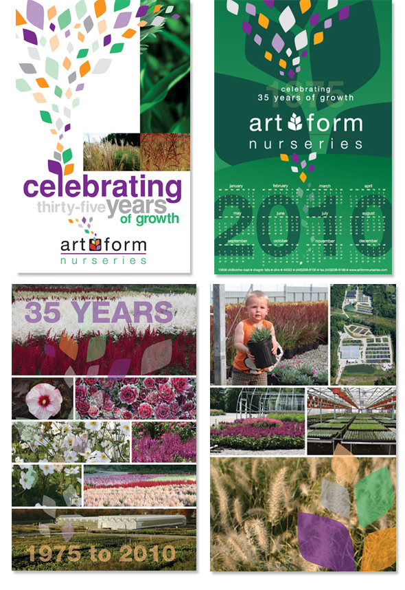 Art Form Nurseries posters